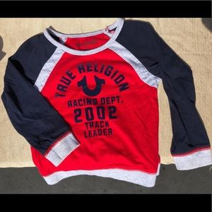 Kids True Religion Shirt